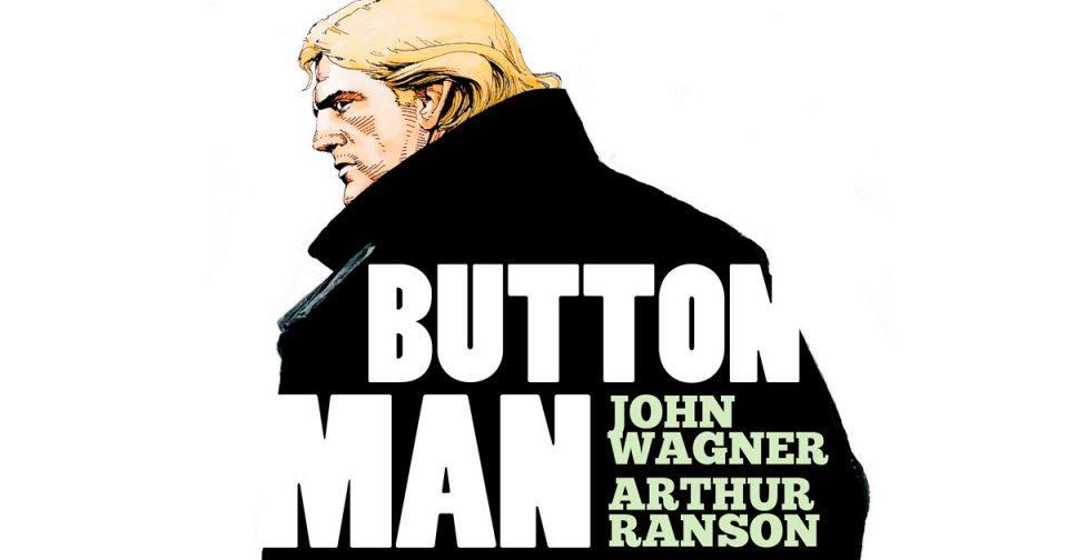 Персонаж комикса Button Man из 2000 AD