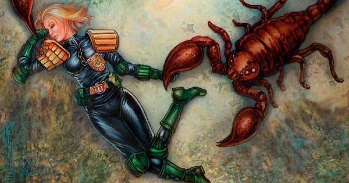 Оригинальная обложка комикса Андерсон — пси подразделение №02 (IDW)