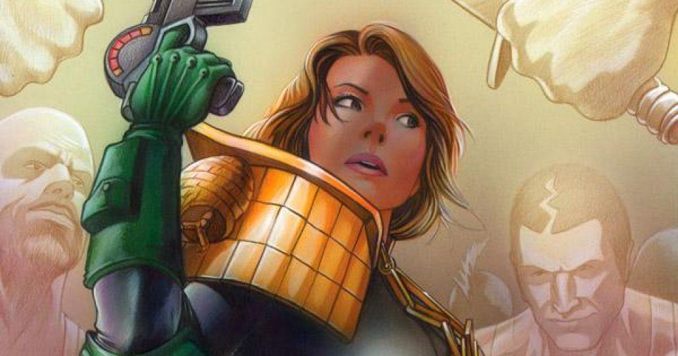 Оригинальная обложка комикса Андерсон — пси подразделение №03 (IDW)