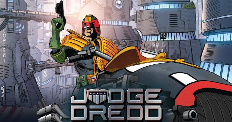 Судья Дредд Judge Dredd: Crime Files