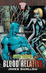Обложка кнги Rogue Trooper 02 —Blood Relative