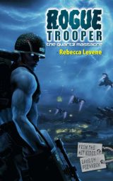 Обложка кнги Rogue Trooper 03 — The Quartz Massacre